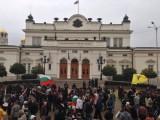 """Picture: """"Ранобудните студенти"""" ще блокират парламента днес"""