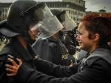 Picture: Тройната коалиция и нейната милиция срещу децата на България