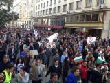 Picture: Световни медии: България с най-мащабни антиправителствени протести в Европа