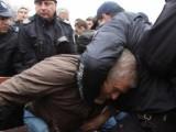 Сблъсъци пред парламента