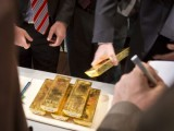 Picture: Злато за $1,1 млн., скрито в тоалетна на самолет