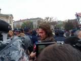протестиращите студенти
