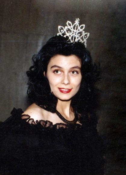 Венета Райкова преди 21 години