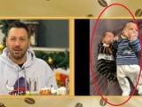Лео показа близнаците