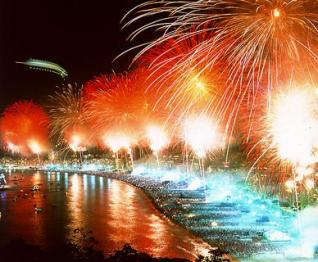 Нова Година в Рио