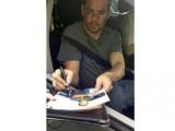 Picture: Светът гърми: Пол Уокър е жив?! Ето и доказателството! (ФОТО)