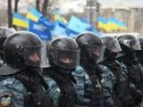 Picture: Протестиращите в Киев оравят защитни укрепления