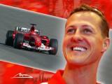 Picture: Леко подобрение в състоянието на Шумахер
