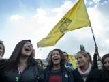 Picture: Студентите ни от цял свят се събират за протест в София