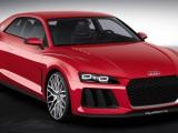 """Picture: Audi Sport quattro с ЛАЗЕРНИ фарове, """"хвърлящи"""" половин километър"""