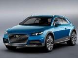Audi кросовър-купе