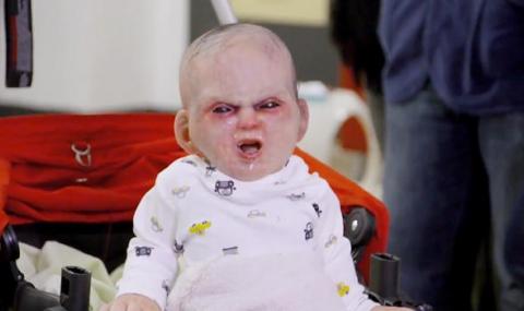 Дяволско бебе