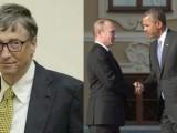 Picture: Пари и власт: Бил Гейтс, Обама и Путин най - харесвани