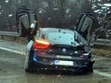 BMW i8 катастрофа