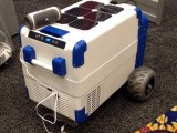 Picture: Техно ХИТ: Хладилник със слънчеви батерии