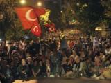 протест срещу корупцията в Турция