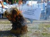 Picture: Производителите на тютюн отново на протест - блокират