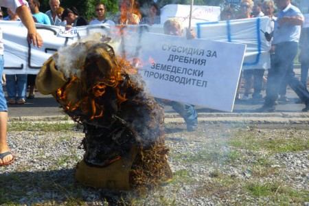 Производителите на тютюн отново на протест