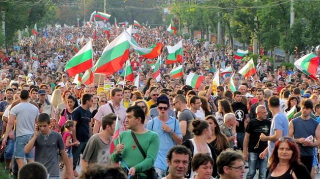 Протести