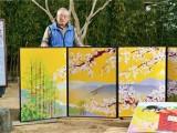 Picture: Уникално! 73-годишен японец създава картини с Excel?!