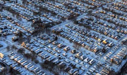 Полярен студ в САЩ