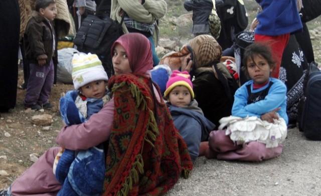 Сирийски бежанци