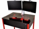 бюро с вграден компютър