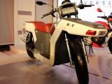 Picture: Направиха дизелов скутер с мощност 13,5 конски сили!