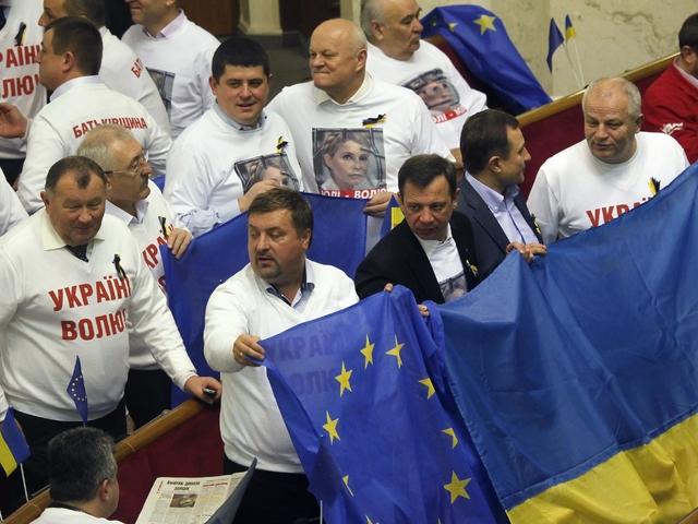 Украинската опозиция