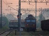 Picture: Влак с маршрут Перник - София блъсна човек