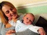 Picture: Куриоз: Бебе се роди на необичайно място