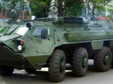 новите БТР-и на украинската армия