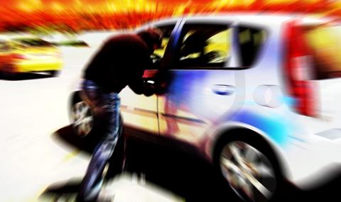 кражби от автомобили