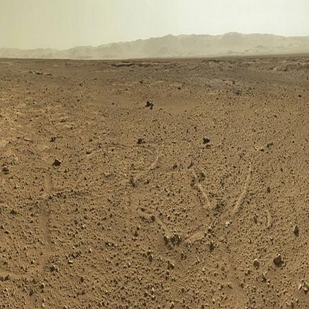 Повърхност на Марс