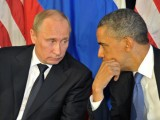 Picture: Остри реплики между Обама и Путин