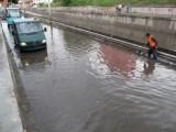 Picture: Пороен дъжд наводни някои части на страната