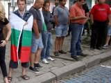 """Picture: Нови протести на служителите на """"Напоителни системи"""""""