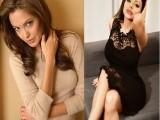 Picture: Българската Анджелина Джоли по - хубава от оригиналната? (ФОТО)