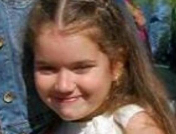 8-годишната Александра от Поморие