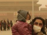 Picture: Пекин: Огромна пясъчна буря вилнее в северозападен Китай