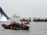 потъването на южнокорейския ферибот