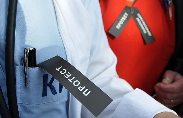 лекари излизат на протест на 15 май