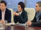 """Picture: Трима от """"Протестна мрежа"""" внасят тъжба за клевета срещу член на надзора на КТБ"""