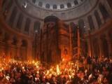 Picture: Ерусалим: Християни от цял свят се събират в очакване на Благодатния огън
