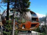 Стерилна сграда в Швейцария