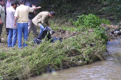 откриха удавеното от пороите дете