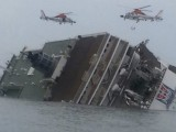 Picture: 100 деца се издирват след катастрофа с ферибот в Кореа