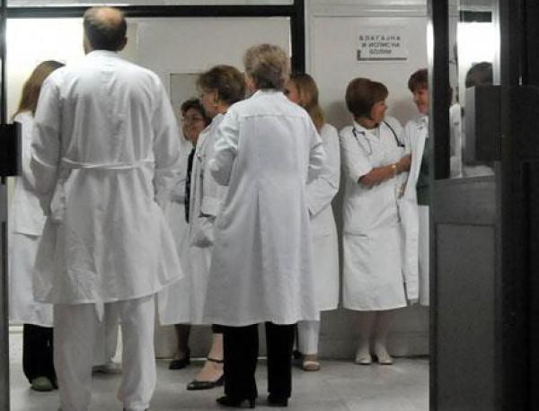 Лекарски протест