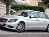 новия Mercedes Maybach