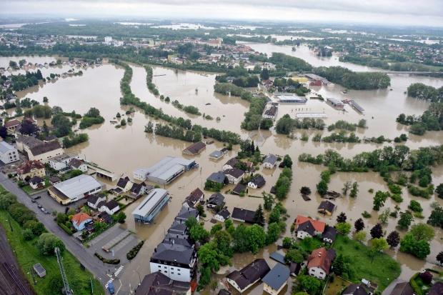 Наводнения застрашават цяла Европа